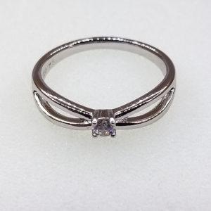 Ювелирное украшение кольца Xuping родий