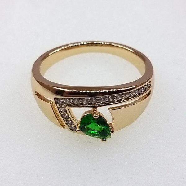 Ювелирное украшение кольца Xuping позолота 18К