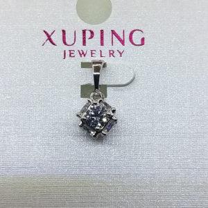 Кулоны Xuping родий