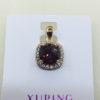 Ювелирная бижутерия кулон Xuping позолота 18К