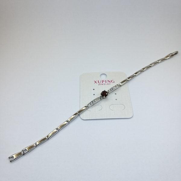 Ювелирная бижутерия браслет Xuping родий