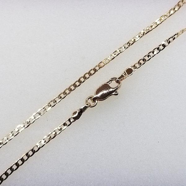 Ювелирное украшение цепочка Xuping позолота 18К