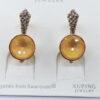 Ювелирная бижутерия серьги Xuping с кристаллами Swarovski